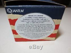 Zebco Quantum Tour Edition USA 300 Baitcast 3 Bearing System Fishing Reel NIB