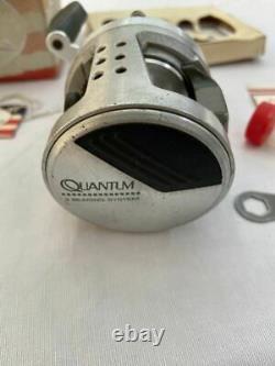 Zebco Quantum Zebko Us300 Tour Edition Usa With Box Used