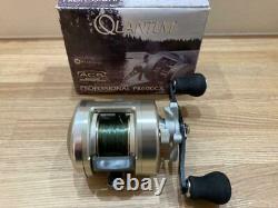 Zebco Quantum professional PR600CX Spinning Reel N2993