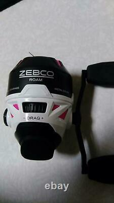 Zebco ROAM 3.61 8.7 oz Spinning Reel