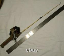 Zebco Rhino Jr 24 inch Long Mini Fishing Rod