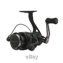 Zebco SM15XPT. BX2 Quantum Smoke S3 Ambidextrous Spinning Reel