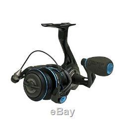 Zebco SSM50XPT. BX2 Quantum Smoke S3 Saltwater Spinning Fishing Reel