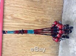 Zebco Slingshot Rod and Reel Combo Lot of 10