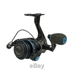 Zebco Smoke S3 Ambidextrous Spinning Reel Size 50 SSM50XPT. BX2