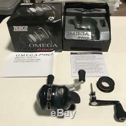 Zebco Spin Cast Reel Omega Pro Z03Pro