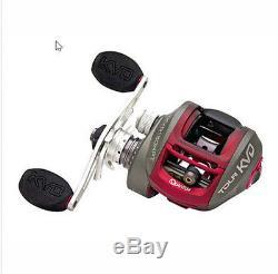 Zebco Tour KVD Baitcast Fishing Reel 150 sz, 7.31. No Lower Price $$ anywhere