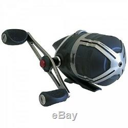 Zebco ZB310BX3 Bullet Spincast Reel One Size