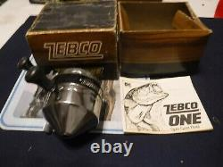 Zebco one in box lightly used