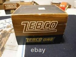 Zebco one vintage nib new nos reel