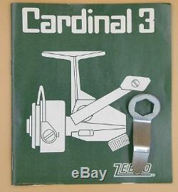Abu Cardinal 3 / Zebco Cardinal 3 Nouveauté Dans La Boîte 760200
