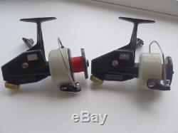 Abu Cardinal 66 Et Zebco 6 (1ères Versions)