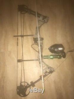Bowfishing Bow, Prêt À Partir