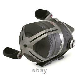 Bullet Spincasting Rod Reel Fishing Combo Durable 8 Guides D'oxyde D'aluminium Nouveau