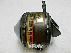 Moulinet Vintage Rare Zebco 33 Spinning Reel