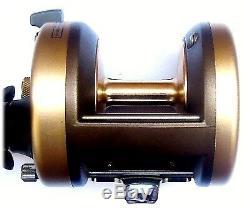 Multirolle Zebco Quantum Iron Ir 425 CX Alu Fabriqué Aux États-unis Neu