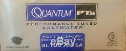 Quantum Pt Vitesse Fumée Freak Inshore Baitcast Reel 8.11 Rapport De Démultiplication Sl100 Xptsa