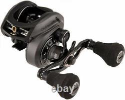 Quantum Tour S3 Pt Baitcast Fishing Reel, 10+1 Roulements, 7,31 Gear Ratio, Ri