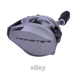Rapport De Vitesse Monster Baitcast Reel-6.41, Taux De Récupération 28, 5 Roulements, Main Droite