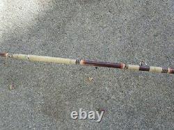 Rare Zebco 601 Vintage Reel Zebco Centennial Fishing Pole N ° 4060
