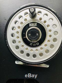 Très Rare Zebco Z89 Fly Reel Fishing Vintage