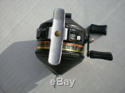 Vintage Zebco 33 Kmart Bobine Sur Mesure! Rare Et Complète! Fabriqué Aux États-unis