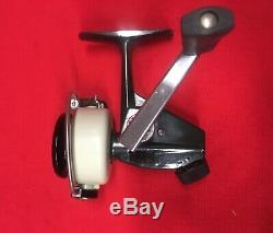 Vintage Zebco Cardinal 3 Reel Pêche Condition Excellente