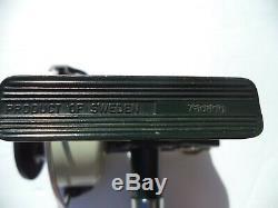 Vintage Zebco Cardinal 3 Reel Spinning Ultra Light # 760-800 Utilisé