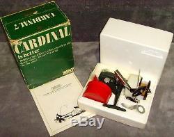 Vintage1973zebco Cardinal 7roulin Épinglenouveau Dans Son Emballage D'originefabriqué En Suède