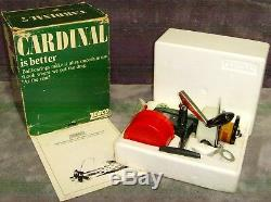 Vintage1973zebco Cardinal 7roulin Épinglénouveau Dans Son Emballage D'originefabriqué En Suède