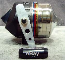 Vintage1994brand Nouveau Dans La Boîte! Zebco270 Brutereelmetal Footmade In Usarare