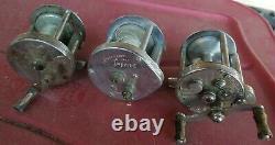 Winchester Armax 2498 Langley Pflushighger Sommet 1993 Bobines De Pêche Pour Une Partie / Réparation