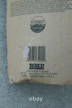 Zebco 33 Classic Combo Fishing Reel Made In USA Vtg 1999 Zebco 33 Classic Combo Fishing Reel Made In USA Vtg 1999 Zebco 33 Classic Combo Fishing Reel Made In USA Vtg 1999
