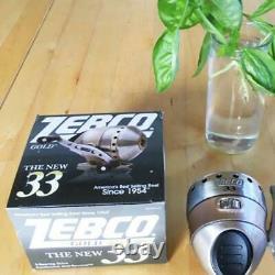Zebco 33 Le Nouvel Or Depuis 1954 Spinning Reel
