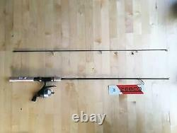 Zebco 33 Micro Spin Cast Reel 5.6ft Cork Grip Rodset Spinning Rod N1712