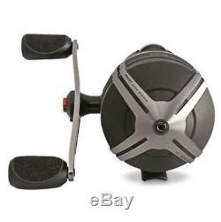 Zebco Bullet Spincast Baitcast Spinning Moulinet De Pêche Bobine Double Roulement