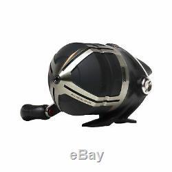 Zebco Bullet Spincast Bobine Avec Bobine Couverture, Pour L'obtention De Gauche Ou Main Droite