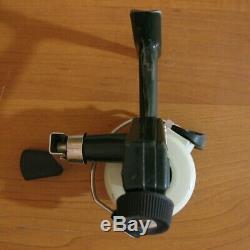 Zebco Cardinal 3 Ultra -light Reel Spinning Livret Original Suède # 811101 Belle