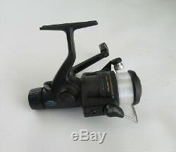 Zebco, Course Longue Tr3, Pêche, Spinning Reel Avec New Line, Drag Arrière