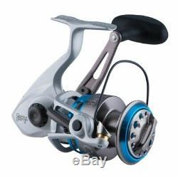 Zebco Csp60ptse Quantum Cabo Série Pt 60sz Reel Fishing Spin Pour Saltwater Jeu