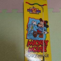 Zebco Disney Mickey Mouse Canne À Pêche Et Bobine Nouvelle Marque