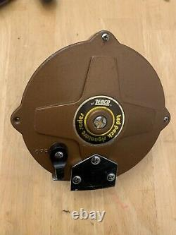Zebco Fly Fishing Reel 1984 Ted Peck Signature Series Rare Vintage