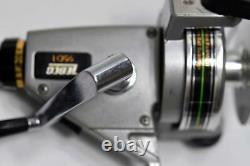 Zebco Omega 9501 Made In USA Old Spinning Reel Zebuco