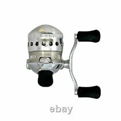 Zebco Omega Spincast Fishing Reel Smooth Dial Réglable Drag Puissant Durable