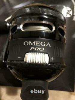 Zebco Omega Zo3 Pro Spinning Reel