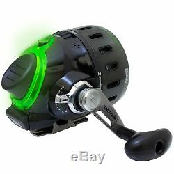 Zebco Quantum 808 Bite Alert Spincast Reel