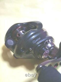 Zebco Quantum Kvd Kv1100hxe Baitcasting Reel From Japan F/s