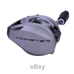 Zebco / Quantum Mo300spt, Bobine Monster Pt 6,41 Rh Baitcast Bx3