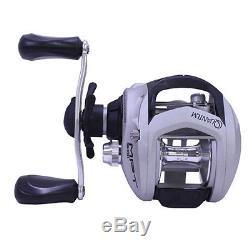 Zebco / Quantum Monster 300 Bobine De Baitcast 6.41 Gear Mfg Mo301spt. Bx3 # 296278