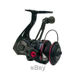 Zebco Quantum Smoke S3 Pt Moulinet Spinning 25 Ambidextre Sm25xpt. Bx2